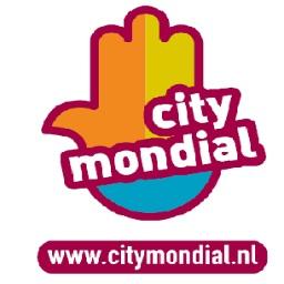 Sponsor City Mondial , met betrekking tot de wijkcommunicatie en rondleidingen in de wijk.